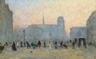 Notre Dame de Paris 1903 - Siebe Johannes Ten Cate