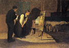 My Models 1888 - Giovanni Segantini