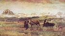 Ritorno Al Paese Natio - Giovanni Segantini