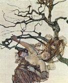 The Bad Mothers - Giovanni Segantini
