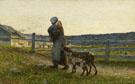 The Two Mothers 1891 - Giovanni Segantini