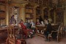 The Bibliophiles - Tito Lessi