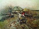 From The Fair - Konstantin Yakovlevich Kryzhitsky