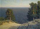 Landscape 1908 - Konstantin Yakovlevich Kryzhitsky