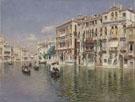 Grand Canal Venice N D - Rubens Santoro