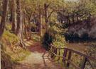 The Forest Path - Peder Mork Monstead
