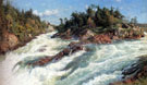 The Raging Rapids 1897 - Peder Mork Monstead