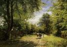 The Young Cowherd 1881 - Peder Mork Monstead
