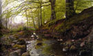 Vandlob I Skoven 1905 - Peder Mork Monstead