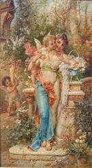Spring Love - Hans Zatka