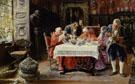 A Midday Feast 1896 - Jose Gallego Y Arnosa