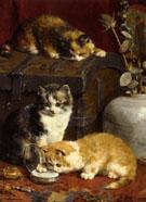What Time Is It 1903 - Charles Van Den Eycken