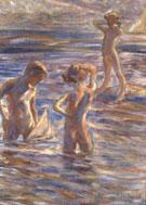 The Little Sailing Club 1909 - Johan Axel Gustaf Acke