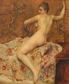 Female Nude - Paul Jean Gervais