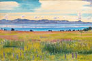 Lake Geneva from Saint-Prex - Ferdinand Hodler