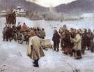 Pogrzeb Huculski 1882 - Teodor Axentowicz