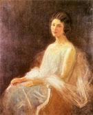 Portret Kobiety 1930 - Teodor Axentowicz