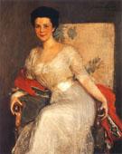 Zofia Brzeska 1911 - Teodor Axentowicz
