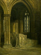 Lincoln Cathedral - William Logsdail