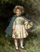 Patricia Theophila Anley - William Logsdail
