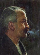 Self Portrait - William Logsdail