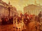 Sir James Whiteheads Procession 1888 - William Logsdail