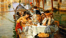 Venetion Al Fresco - William Logsdail