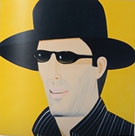 Black Hat 2 - Alex Katz