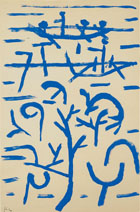 Flooding Uberflutung - Paul Klee