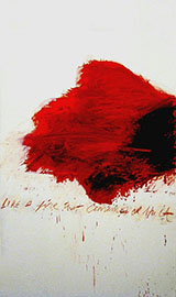 The Fire that Consumes All before It - Cy Twombly