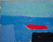 Bateaux 1952 - Nicolas De Stael
