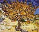 The Mulberry Tree St Remy - Vincent van Gogh