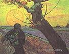 The Sower Arles - Vincent van Gogh