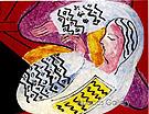 The Dream 1940 - Henri Matisse