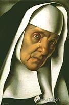 Mother Superior 1939 - Tamara de Lempicka