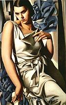 Madam M 1930 - Tamara de Lempicka