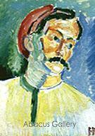 Portrait of Andre Derain 1905 - Henri Matisse