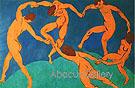 The Dance 1909 - Henri Matisse