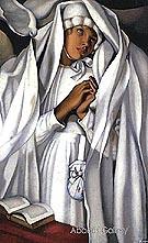 First Communion 1929 - Tamara de Lempicka