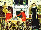 The Painter's Family 1912 - Henri Matisse