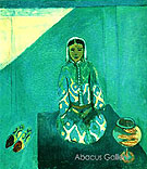 Zora on the Terrace 1912 - Henri Matisse