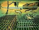 The Disintegration of the Persistence of Memory 1952-4 - Salvador Dali