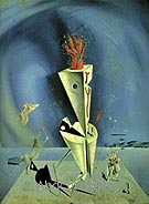 Apparatus and Hand 1927 - Salvador Dali