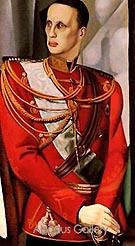 Grand Duke Gabriel 1927 - Tamara de Lempicka